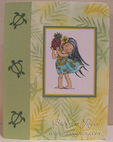 Hawaii Notebook